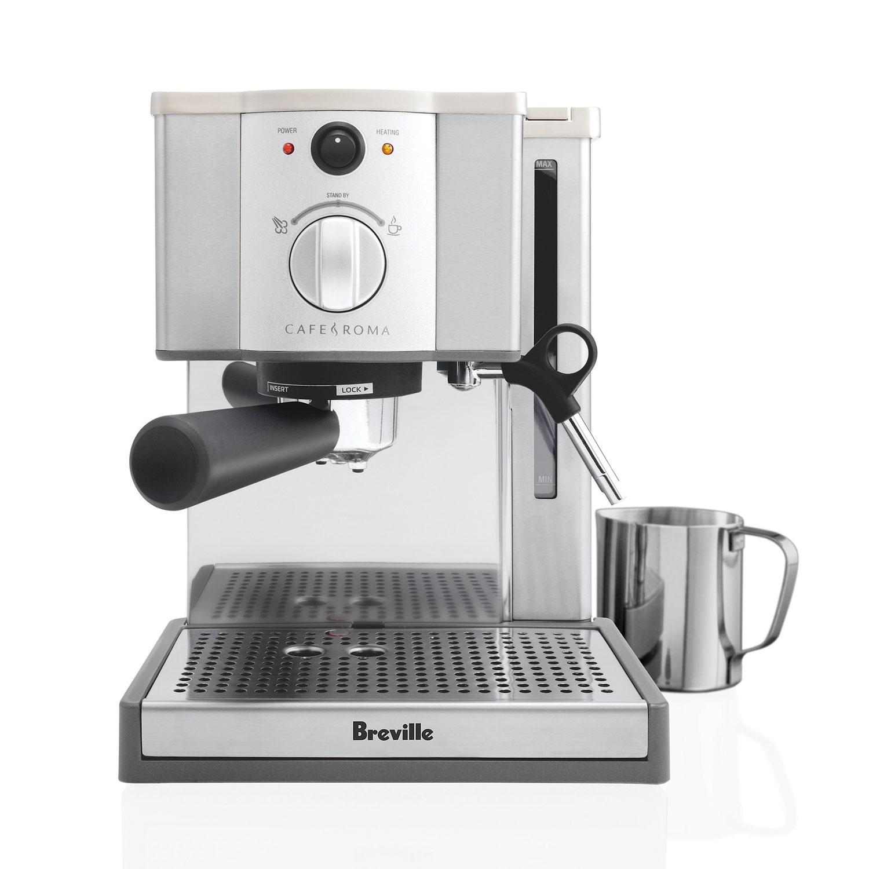 Machine à espresso à pompe Café Roma de Breville