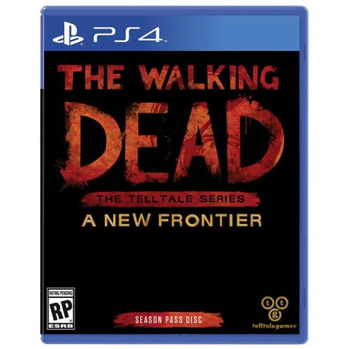 Walking Dead New Frontier