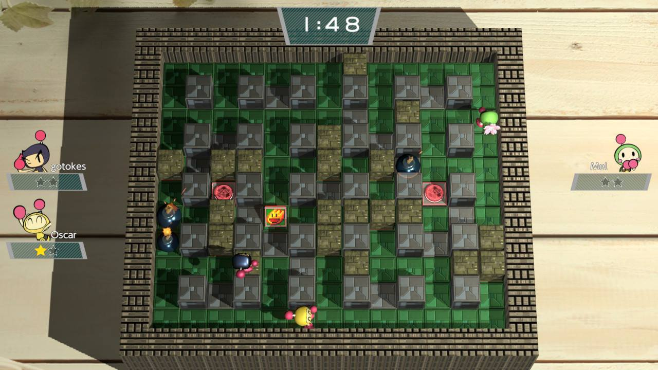 Super Bomberman R 15