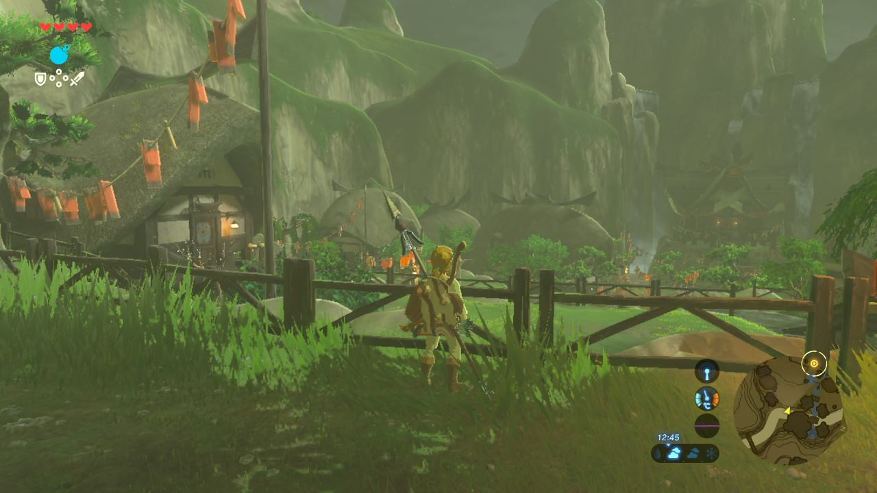 Zelda Breath of the Wild image 17