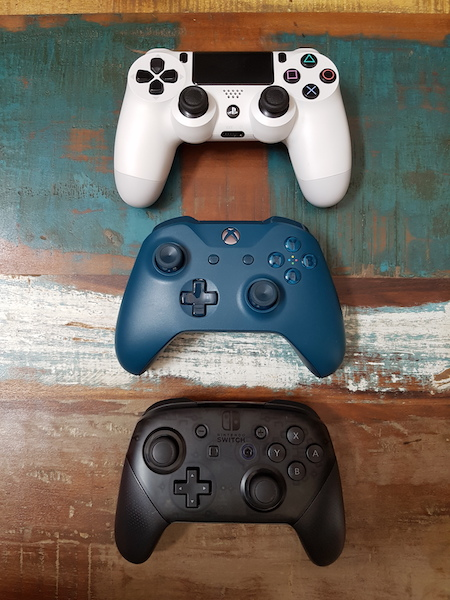 Manette Switch PS4 Xbox One