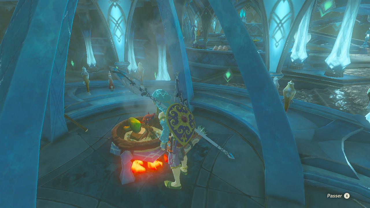Zelda Breath of the Wild image 9