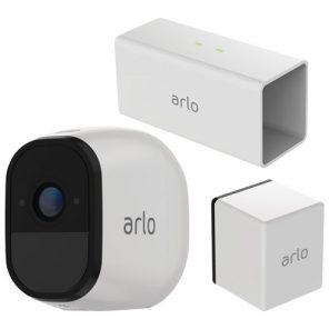 caméra supplémentaire Arlo Pro avec pile et chargeur