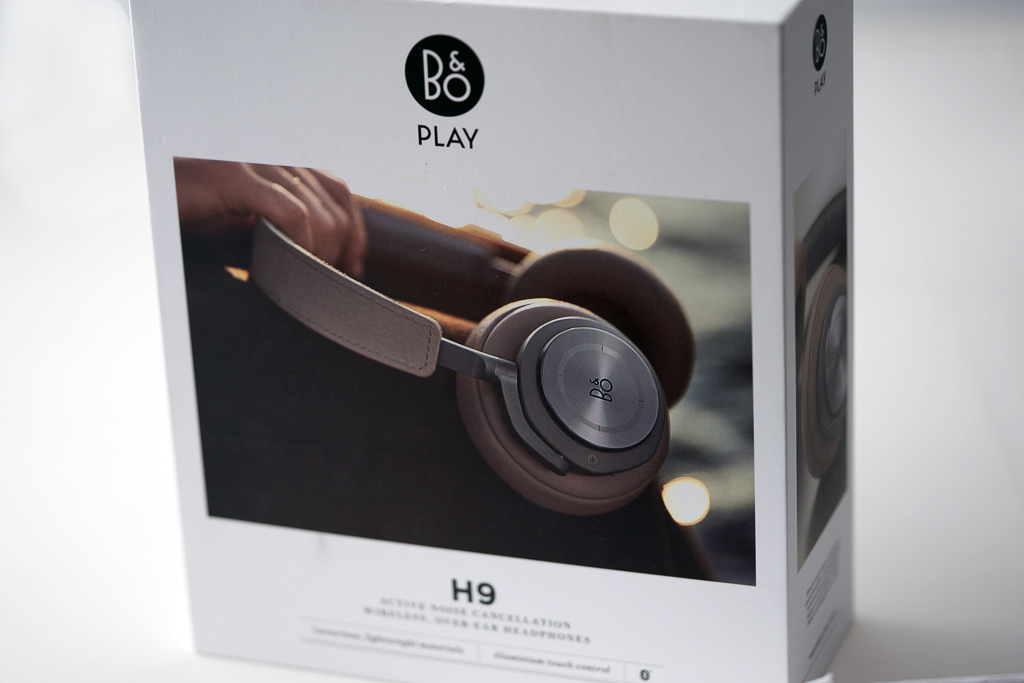 Casque sans fil Beoplay H9 de B&O