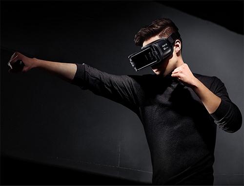 casque de réalité virtuelle Gear VR de Samsung