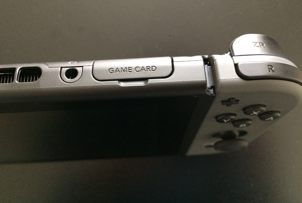Déballage Nintendo Switch