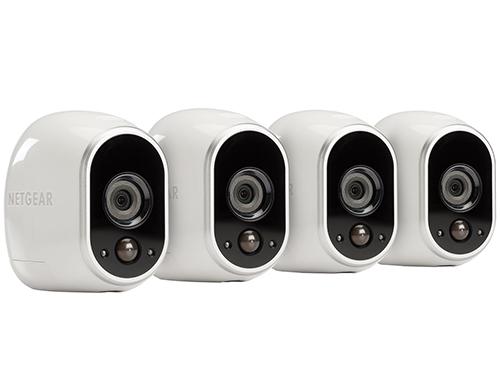 Caméras de surveillance Arlo de NETGEAR