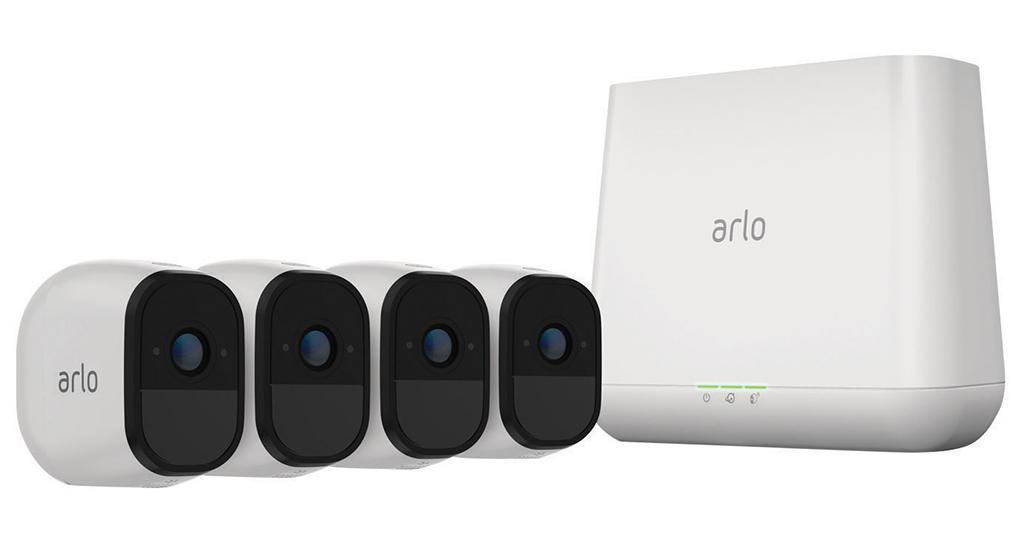 Système de surveillance Arlo Pro de NETGEAR