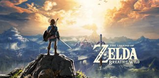 Zelda Breath of the Wild cover image