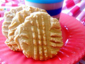 biscuits au beurre d arachides