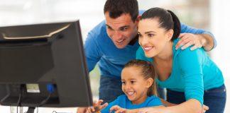 ordinateur pour famille