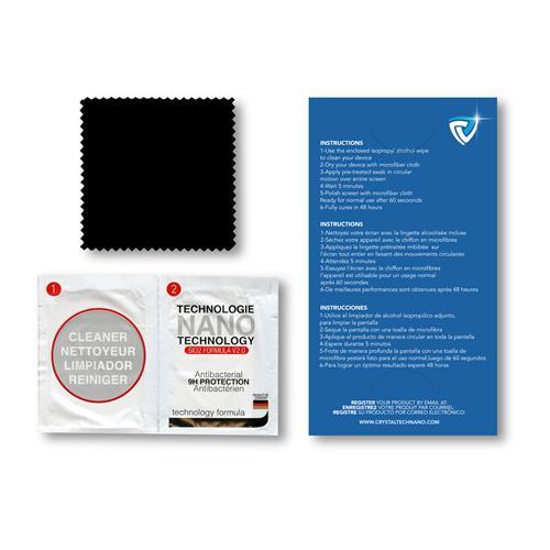 protecteur d'écran liquide Crystaltech Nano 2.0