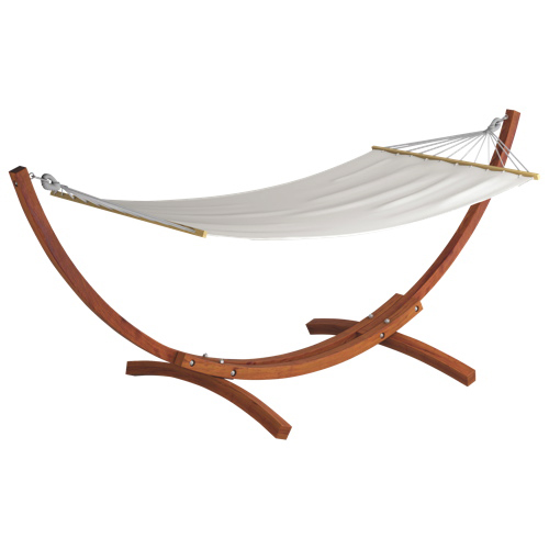 Hamac blanc pour patio CorLiving