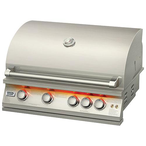 Barbecue au propane de 32 po à 5 brûleurs de 60 000 BTU de Broilchef (BCP-500L)