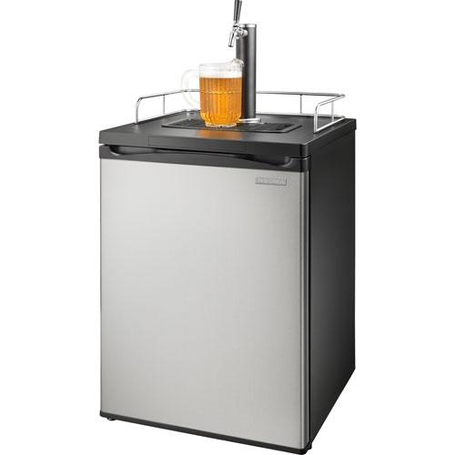 Réfrigérateur à bière à 1 robinet Kegerator d'Insignia
