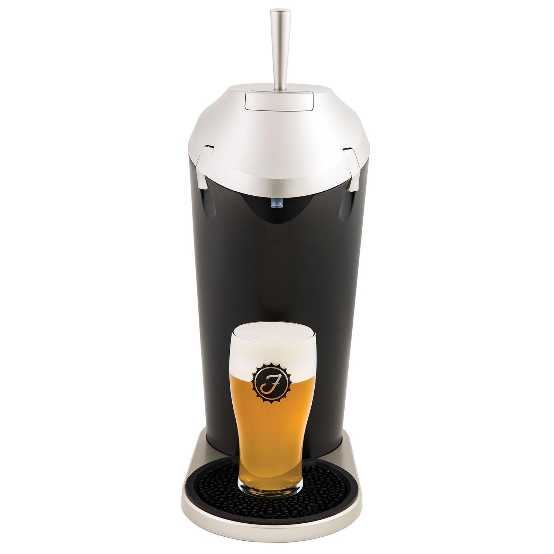 Système de bière pression portatif de Fizzics