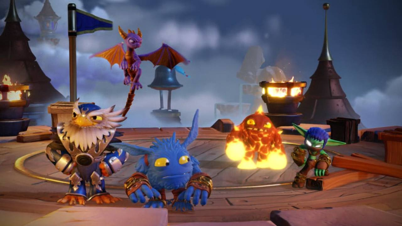 Skylanders Imaginators 3