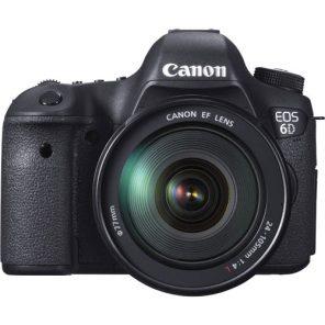 appareil photo Canon 6D pour photographier le ciel de nuit