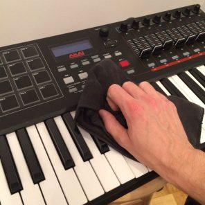 Nettoyer son Pianos numériques