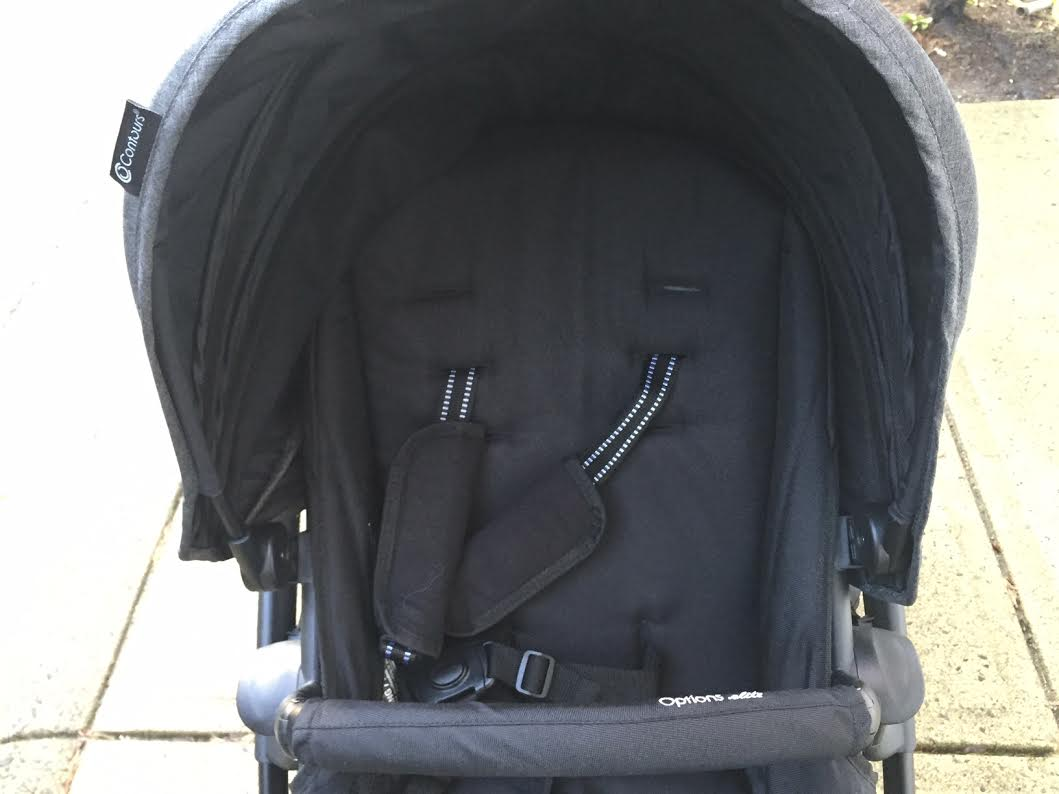 contours options elite stroller