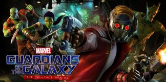 Guardians of the Galaxy TTGames