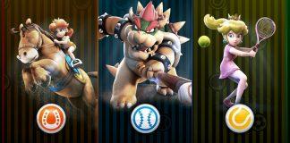 Mario Sports header
