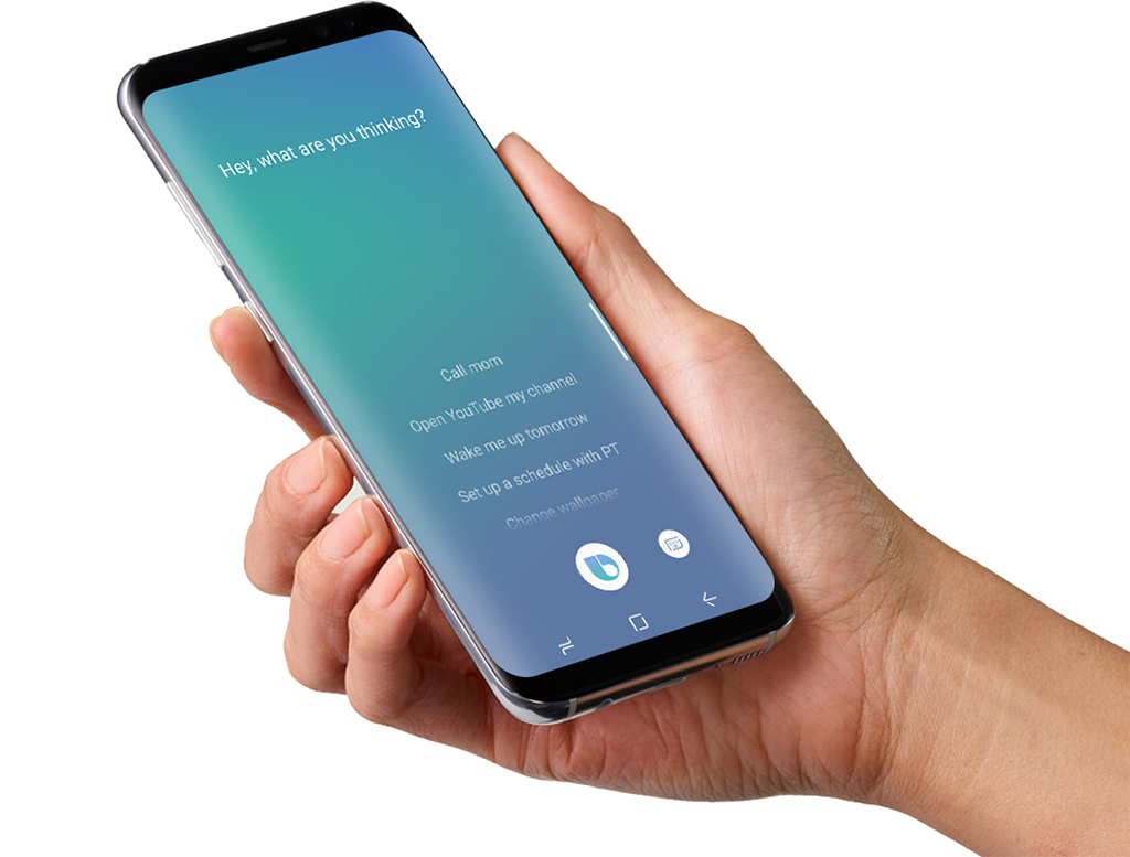 Samsung Assistant Bixby