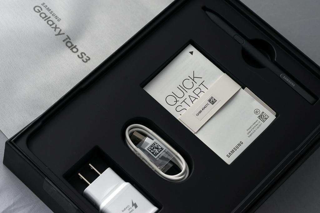 tablette Samsung Galaxy Tab S3