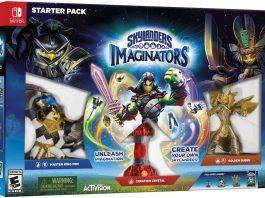 Skylanders Imaginators boîte