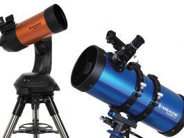 télescopes et accessoires