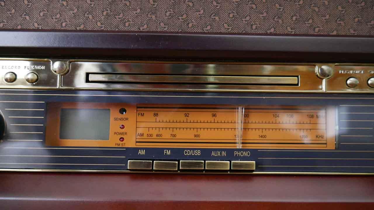 electrohome siganture radio