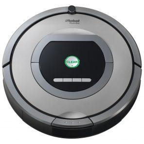 roomba robot aspirateur