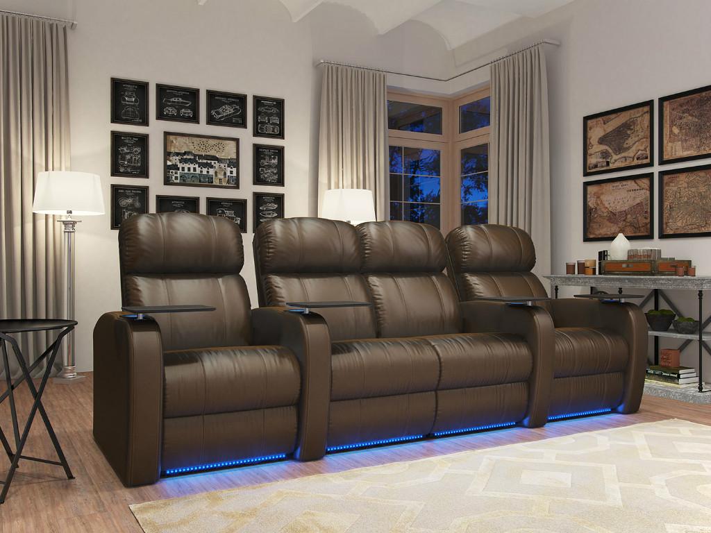 sièges de cinéma maison