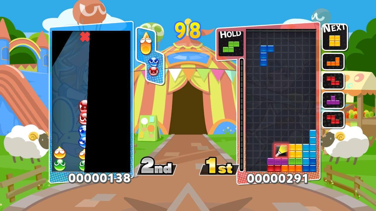 Puyo Puyo Tetris 1