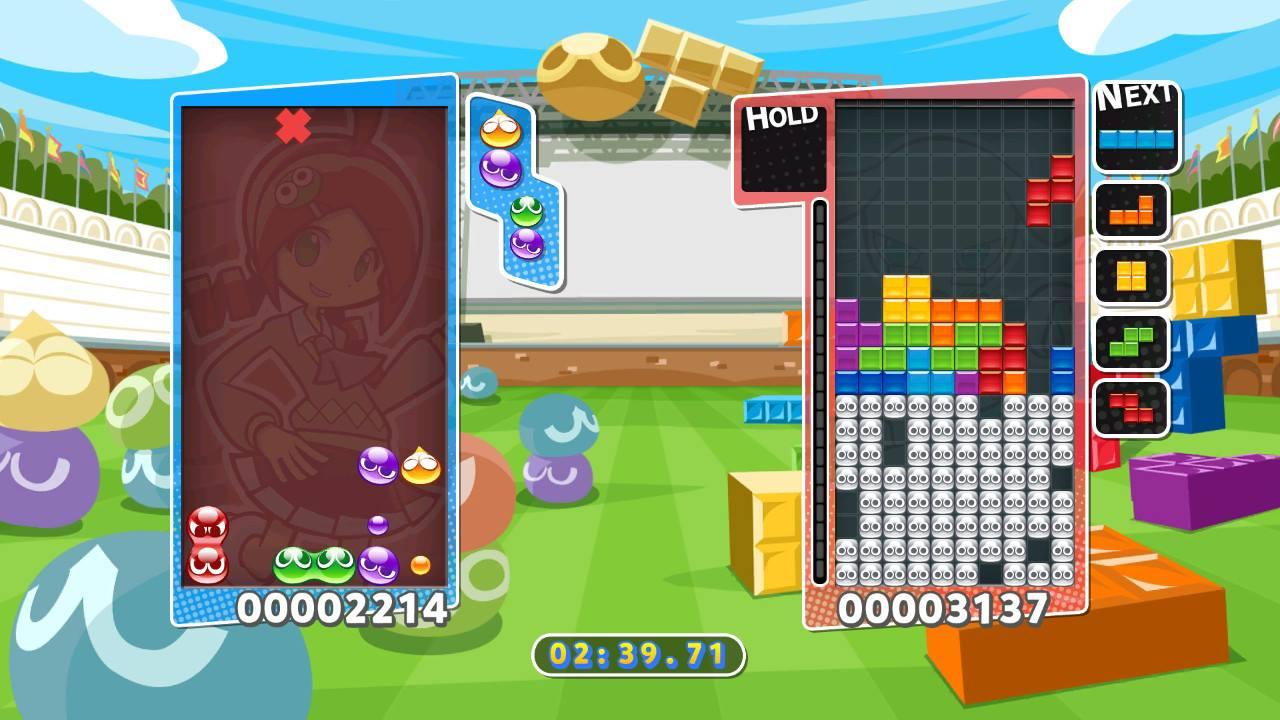 Puyo Puyo Tetris 10