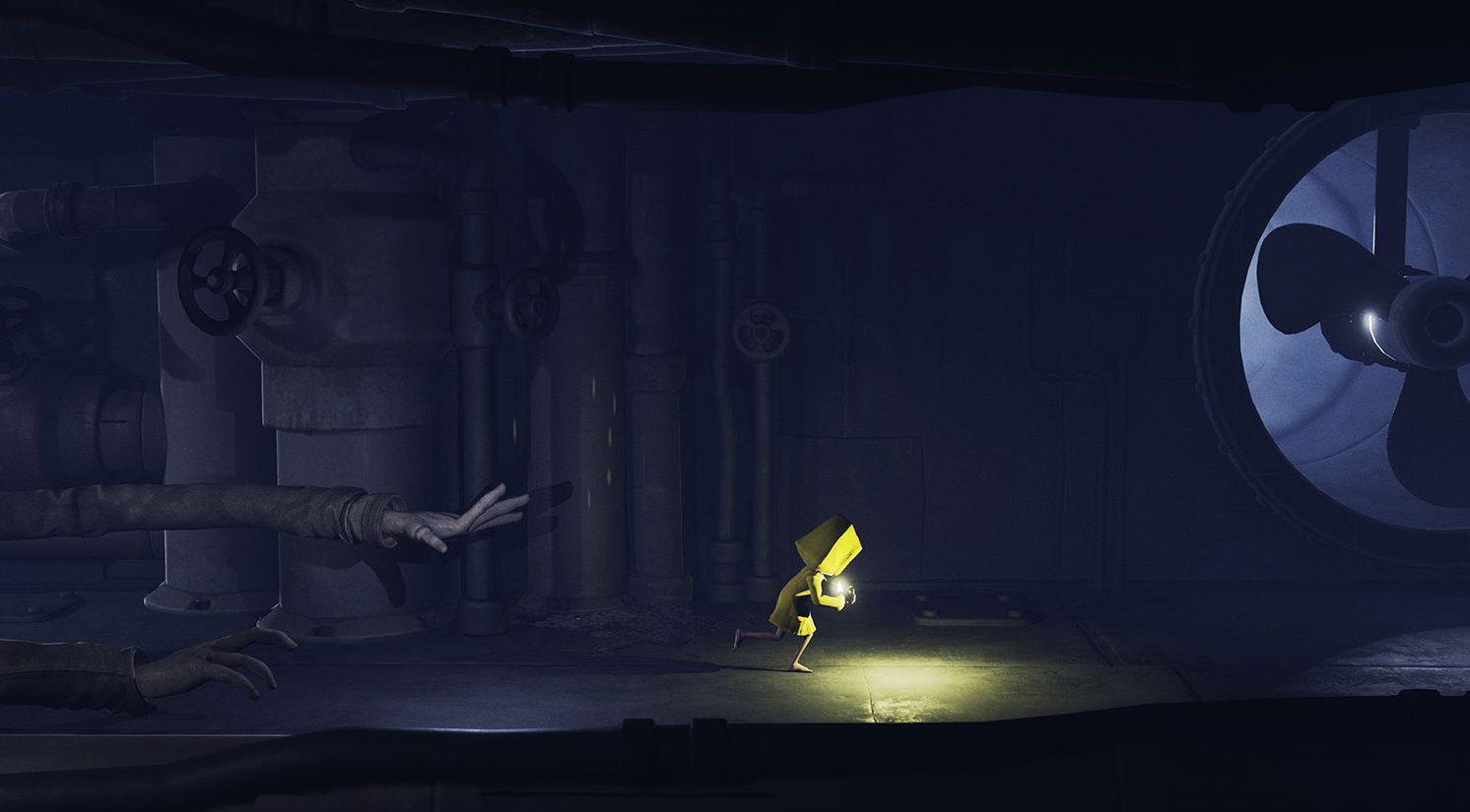 Little Nightmares jeu vidéo