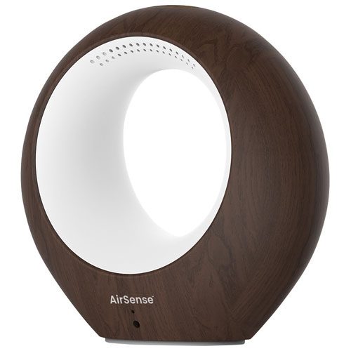 Purificateur d'air intelligent AirSense - Brun foncé