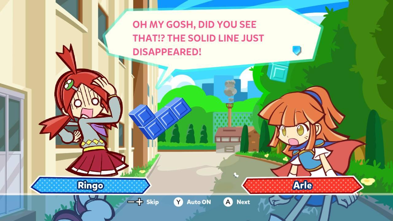 Puyo Puyo Tetris 12
