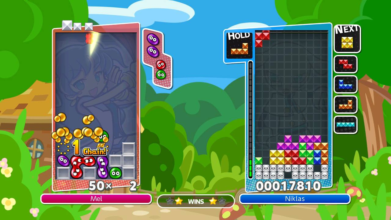 Puyo Puyo Tetris 3