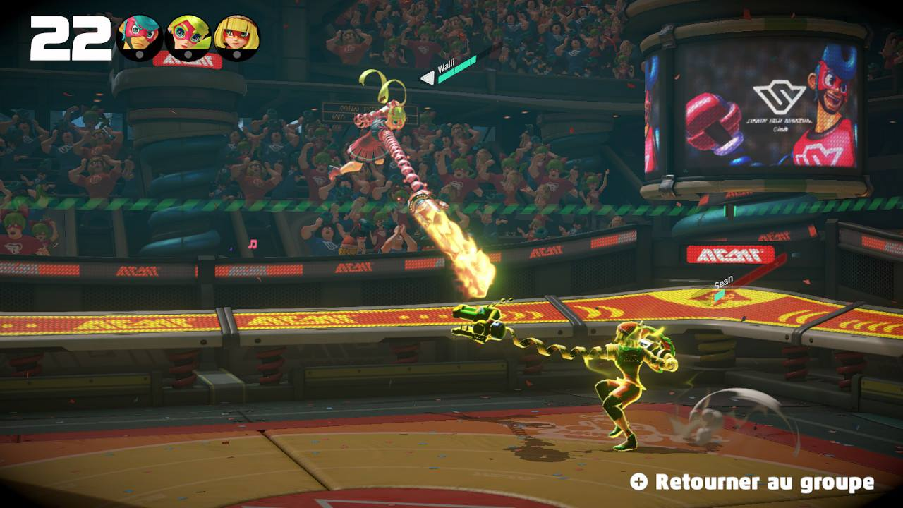 ARMS Global Testpunch 5