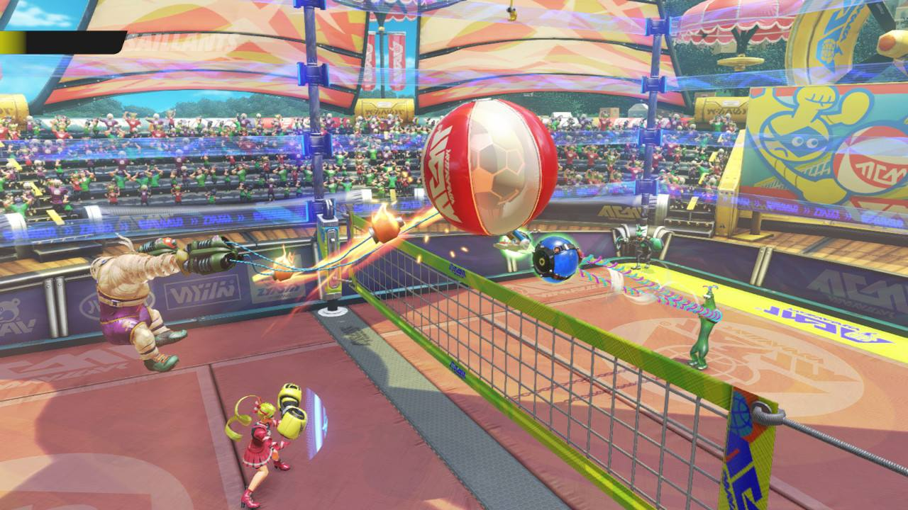ARMS Global Testpunch 2