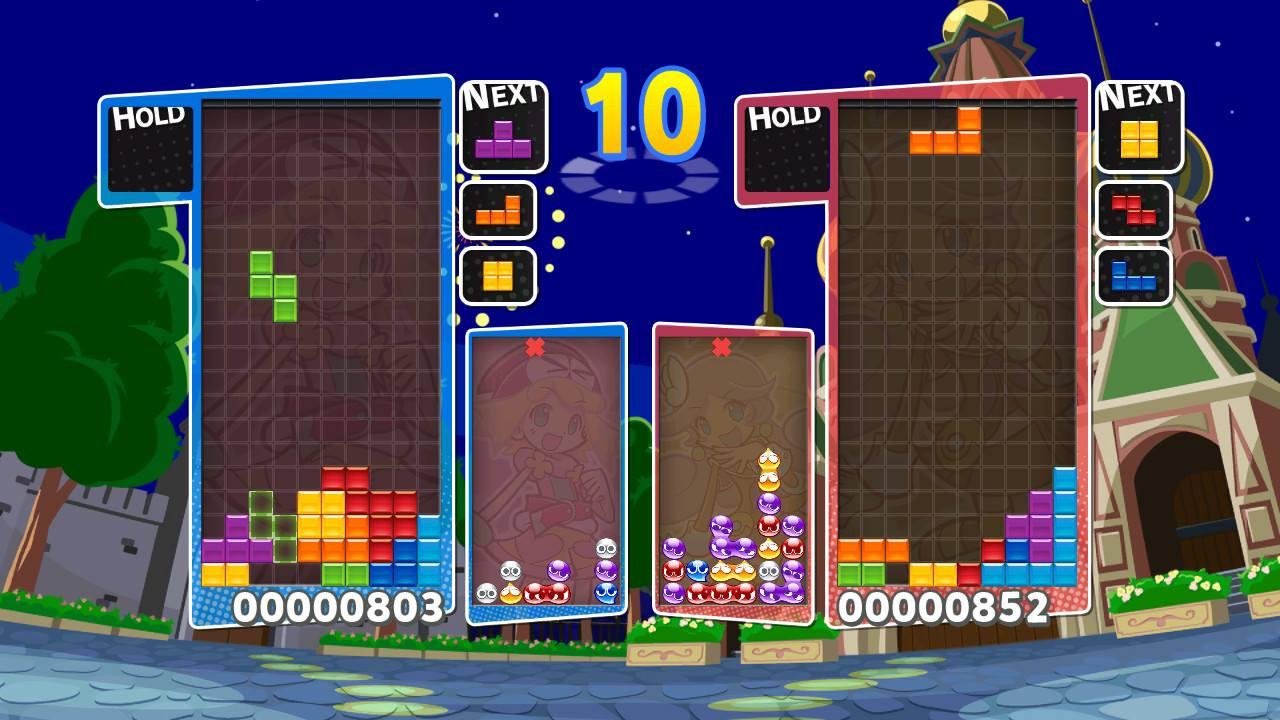 Puyo Puyo Tetris 9