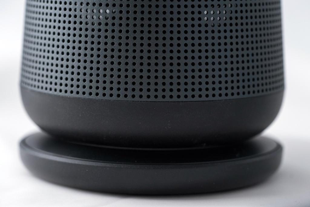 haut-parleur Bluetooth Bose Soundlink Revolve+ base de chargement