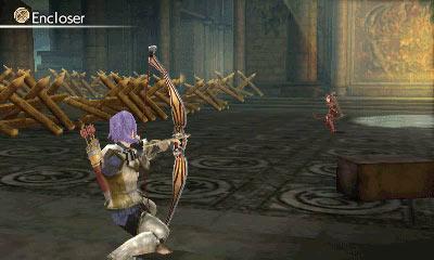 Fire Emblem Echoes archer