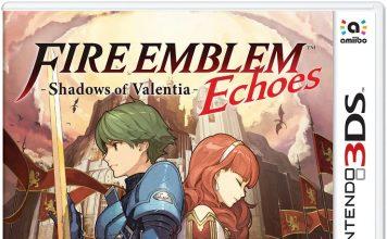 Fire Emblem Echoes pochette