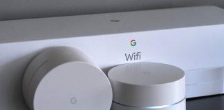 routeur bibande Google Wifi