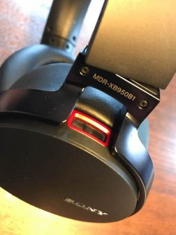 écouteurs Bluetooth de Sony