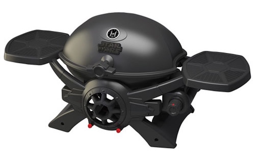 valuation du barbecue star wars tie fighter blogue best buy. Black Bedroom Furniture Sets. Home Design Ideas