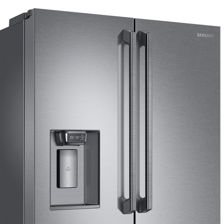 Réfrigérateur à 4 portes et à profondeur de comptoir 22,7 pi³ 36 po de Samsung (RF23M8090SR)