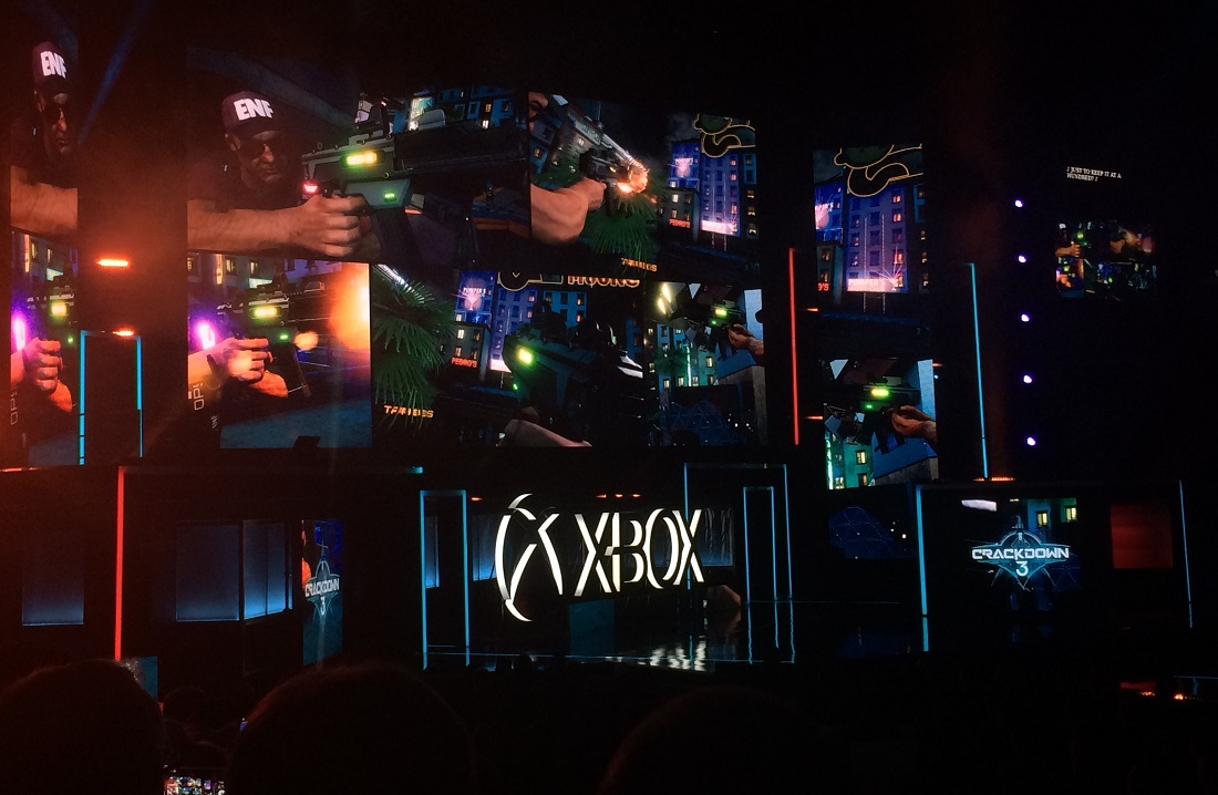Crackdown 3 Xbox